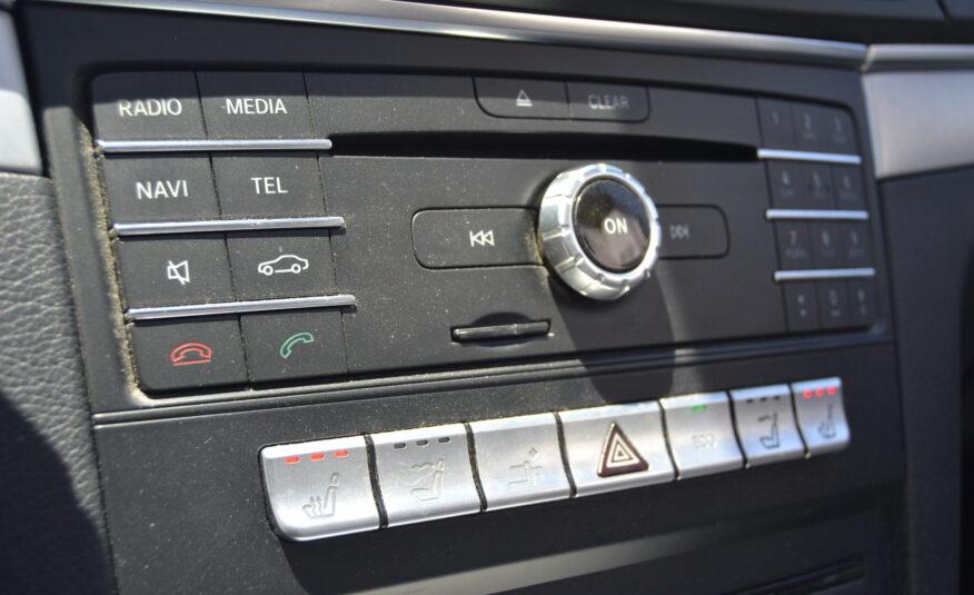 Mercedes-Benz E220 CDi 2.2 Diesel Auto Cabrio