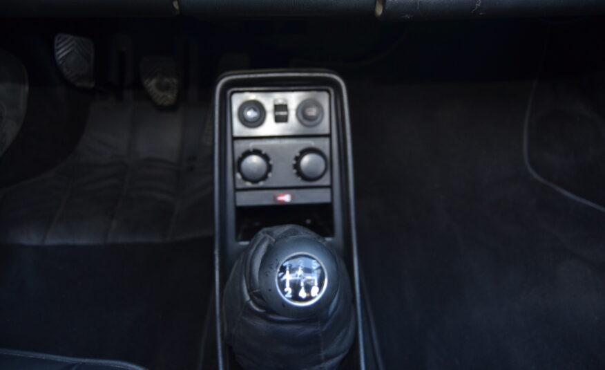 Porsche 911 Carrera Cabrio 3.2 Manual 207 hp