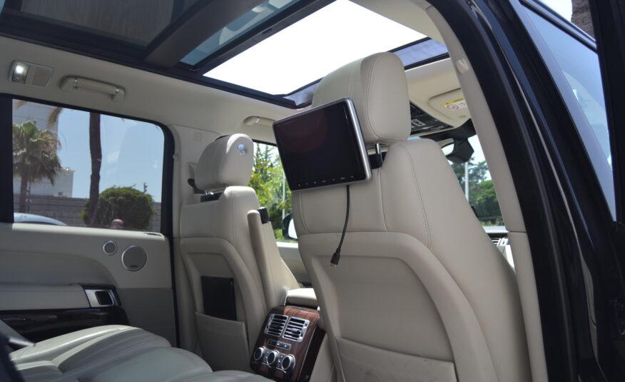 Range Rover Vogue 4.4 SDV8 340hp *National*