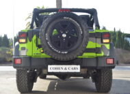 Jeep Wrangler Unlimited Sport Mountain 2.8 CRD Auto 200hp