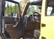 JEEP Wrangler Unlimited Sahara 2.8 Diesel Auto 200hp *LT Plates*