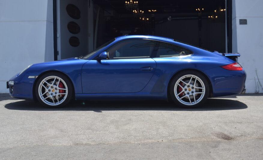 Porsche 911/997 Carrera S 3.8 Boxer 6 PDK Auto 385hp