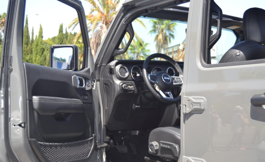 JEEP Wrangler Unlimited Sahara 2.2 Diesel Auto 200hp *Electric Roof* *NEW NEW NEW*