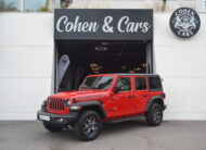 Jeep Wrangler Unlimited Rubicon 2.0 Petrol Turbo Auto 270hp