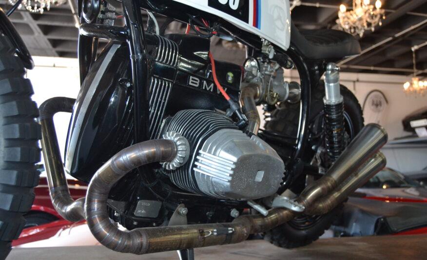 BMW R45 *CUSTOM* *UNIQUE MOTORCYCLE*