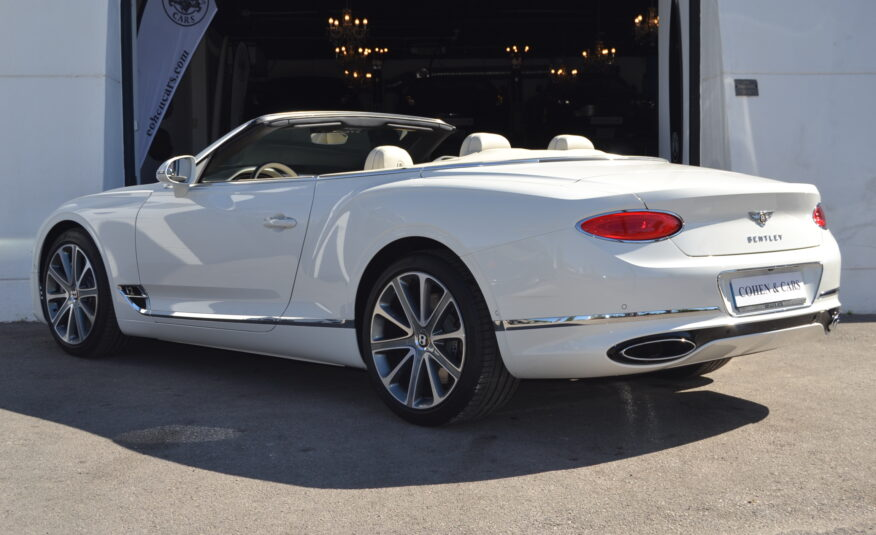 Bentley GT Cabrio 6.0 W12 Bi-Turbo 635hp Auto