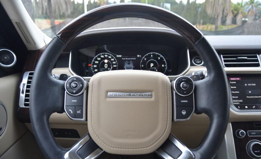 Land Rover Range Rover Vogue 3.0 TDV6 258hp Auto *National*