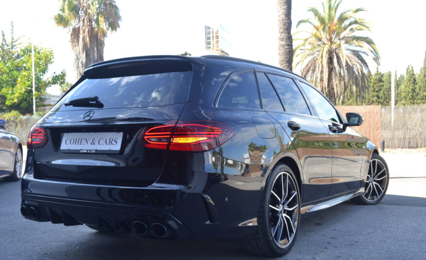 Mercedes-Benz C43 AMG Estate 3.0 V6 Petrol 4×4 Auto *National*