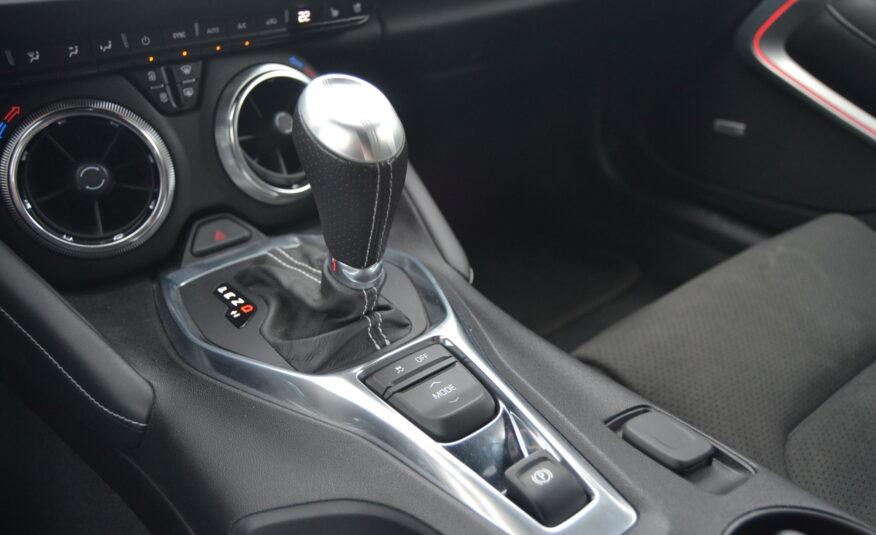 Chevrolet Camaro SS 6.2 V8 455cv *ES PLATES*