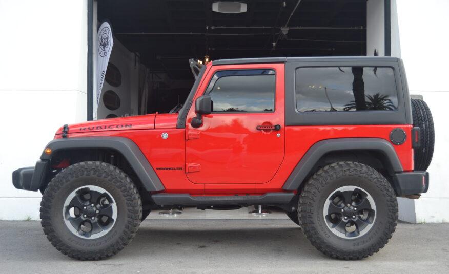 Jeep Wrangler Rubicon 3.6 V6 Gasolina Auto *NACIONAL*