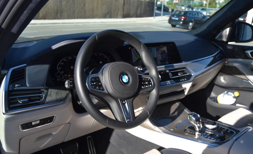 BMW X7 M50D 3.0 Turbo Diesel 400cv *6 SEATS*  *NACIONAL*