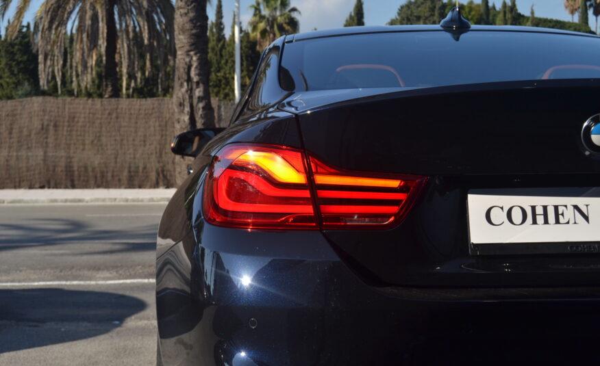 BMW M4 3.0 V6 450cv *NACIONAL*