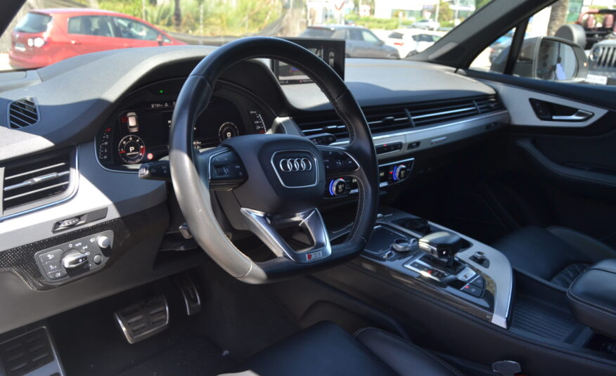 Audi SQ7 4.0 V8 Turbo Diesel 429cv